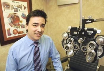 Dr. David Ardaya, Young Optometrist of the Year